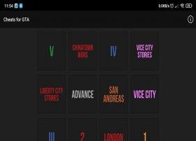 Cómo poner trucos Grand Theft Auto Android