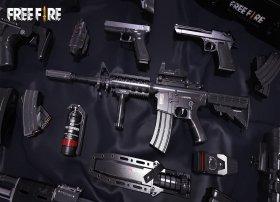 Rifles de asalto Free Fire: los mejores y características