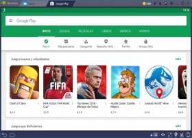¿Es legal usar Google Play en el PC?