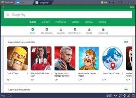 ¿Es legal usar Google Play en el PC?