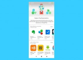 Cómo gestionar suscripciones en Google Play