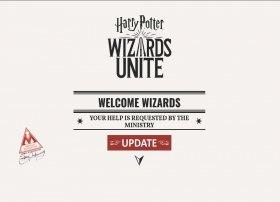 Cómo actualizar Harry Potter Wizards Unite