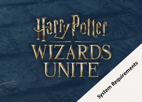 Requisitos mínimos de sistema de Harry Potter Wizards Unite