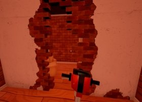 Cómo atravesar paredes rompiéndolas en Hello Neighbor
