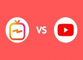 IGTV y YouTube Comparativa y diferencias