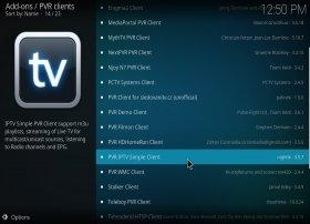 Cómo configurar Kodi para ver la TV