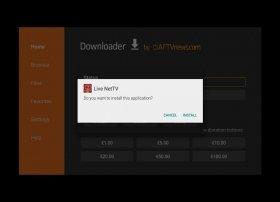 Cómo instalar Live NetTV en Android TV Box