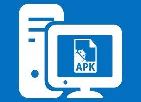 Wie man APK-Dateien auf einem PC öffnet
