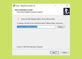 Cómo instalar MegaDownloader