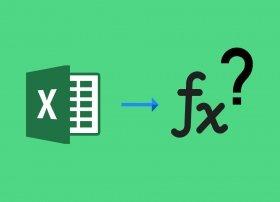 Qué es una función de Excel