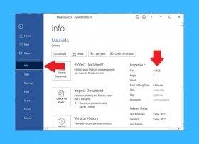 Cómo reducir el tamaño de los documentos en Word