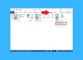 Cómo crear macros en Word 2010