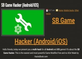Cómo instalar SB Game Hacker en iPhone (iOS)