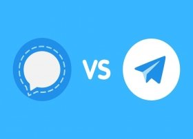 Signal o Telegram: diferencias y comparativa