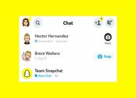 Cómo guardar las fotos de Snapchat sin que se den cuenta