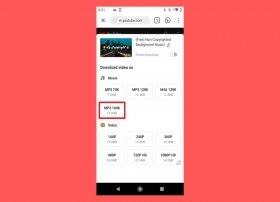 Comment télécharger de la musique en MP3 avec SnapTube