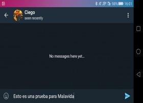 Cómo funciona Telegram X