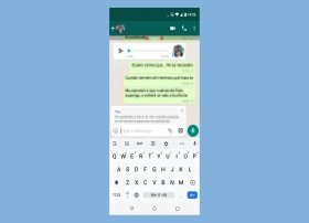 Cómo responder con WhatsApp Plus
