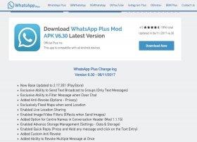 Cómo descargar WhatsApp Plus