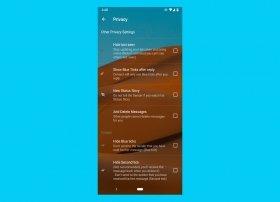 Cómo personalizar WhatsApp Transparente