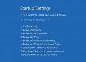 Cómo iniciar Windows 10 en modo seguro