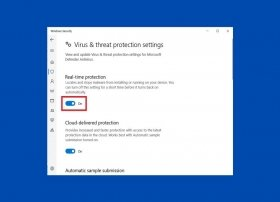 Wie man den Windows Defender in Windows 10 ausschaltet
