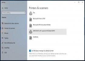 Cómo imprimir en Windows 10