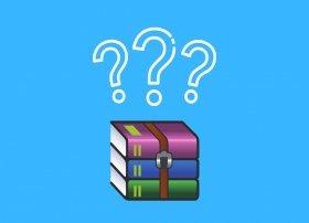 Qué es WinRAR y para qué sirve