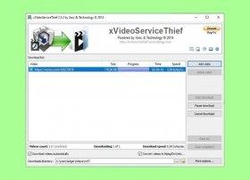 Cómo descargar vídeos con xVideoServiceThief