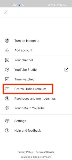 Activar suscripción premium