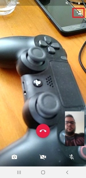 Add new participant to a video call