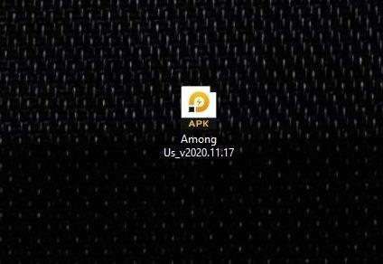 Fichier APK prêt à être installé