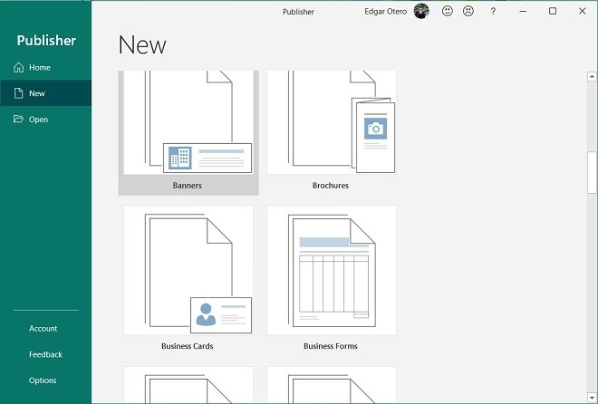 Built-in templates