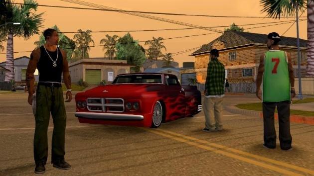 Cheats available for GTA San Andreas