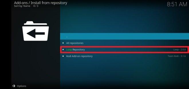 Choisis Loop repository