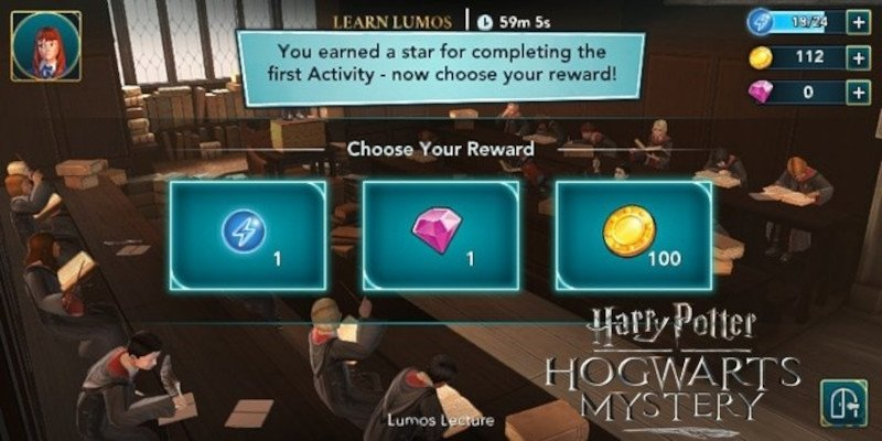 Elegir recompensas