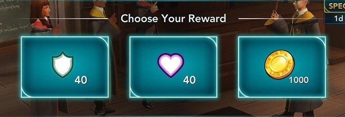 Elige tu recompensa