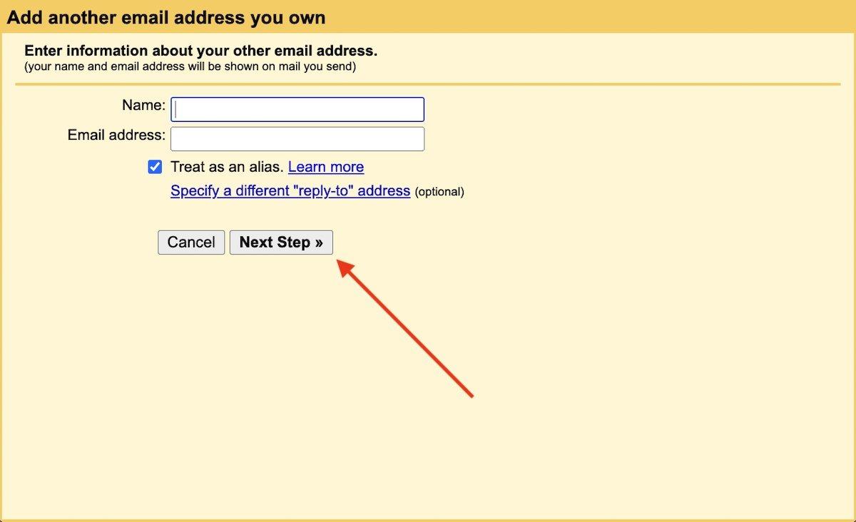 Configurar envío en Gmail desde otra cuenta