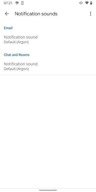 Customize sounds