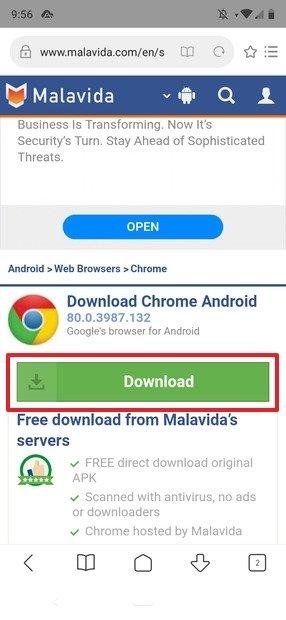 Baixar Chrome