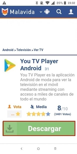 Download You TV Player