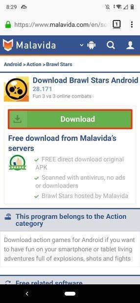 Download von Brawl Stars in Malavida