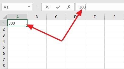 Introducción de datos en la columna y en la matriz