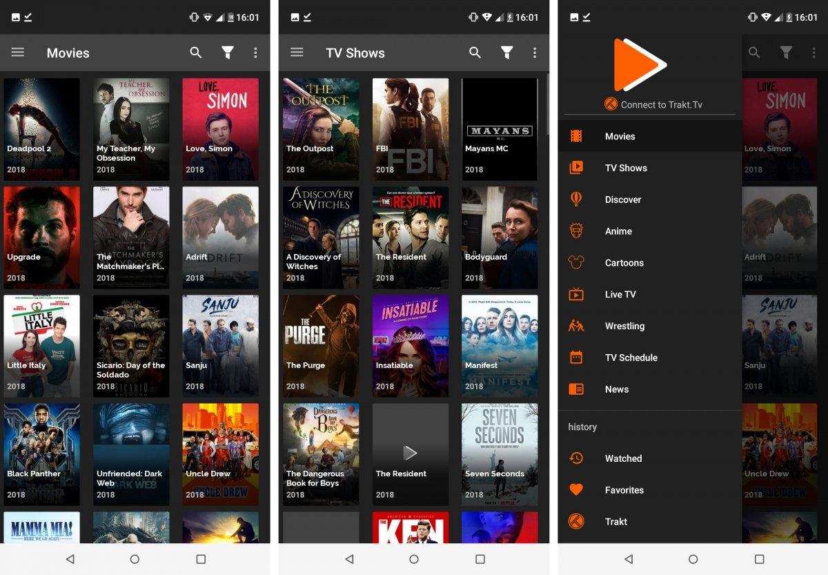 FreeFlixHQ también ofrece streaming de contenidos