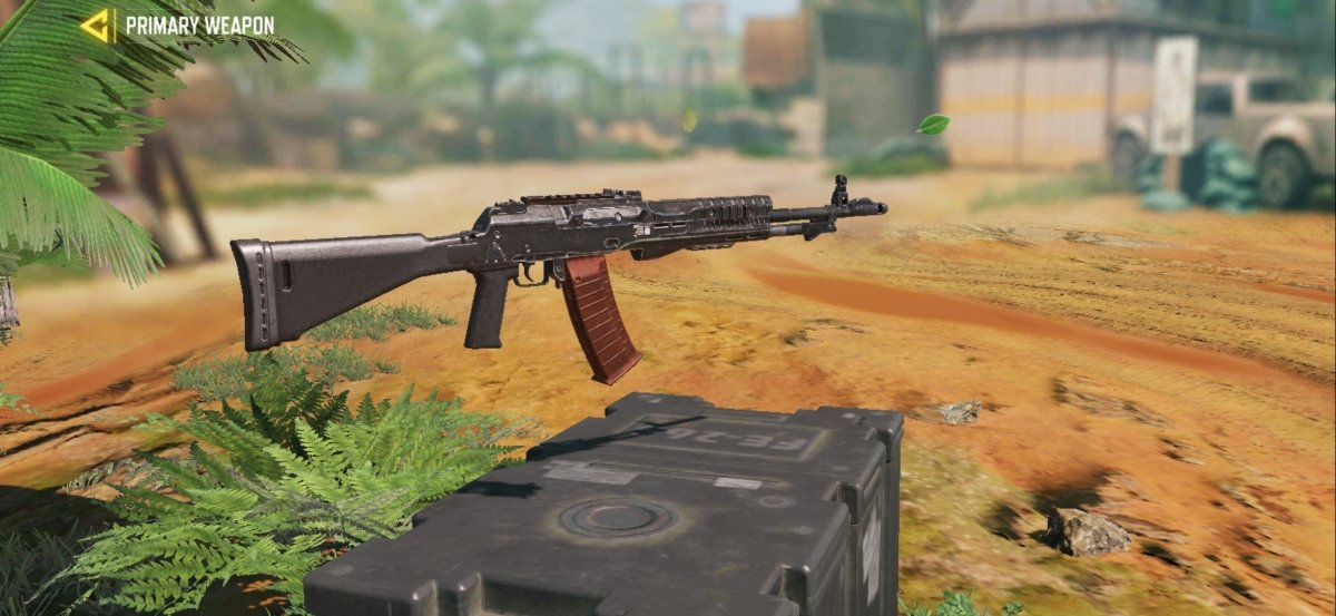 In terms of accuracy and damage, the ASM10 is one of the game's best guns