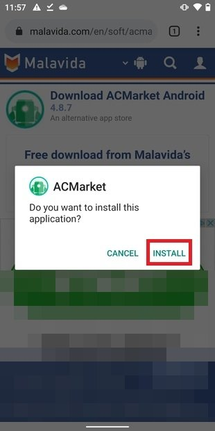 Instalando la app en Android