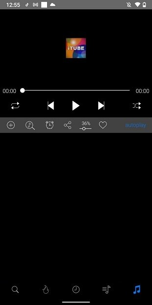Reproductor multimedia de iTube