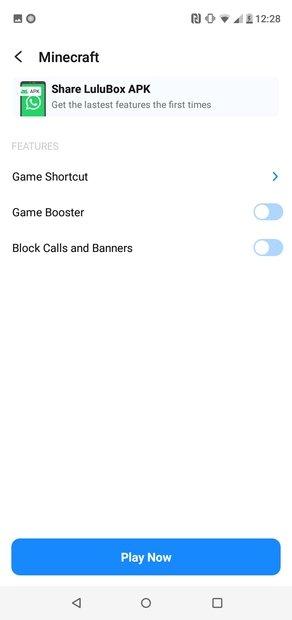 Modificaciones del nuevo juego o app
