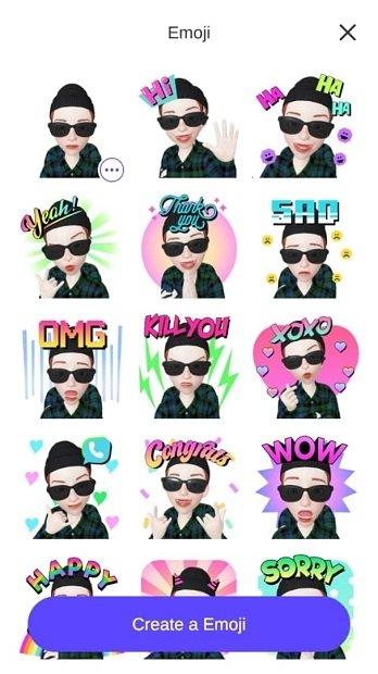 New emoji added to Zepeto