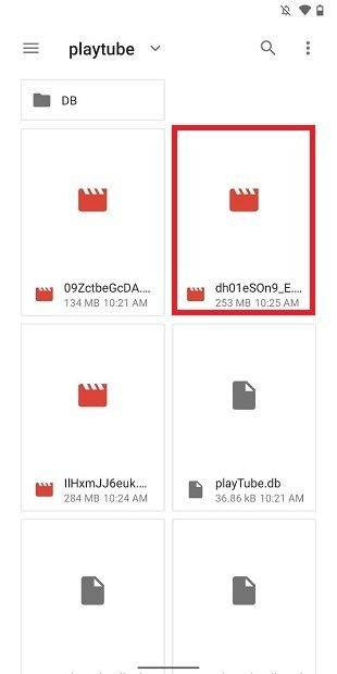 Archivo original obtenido desde iTube